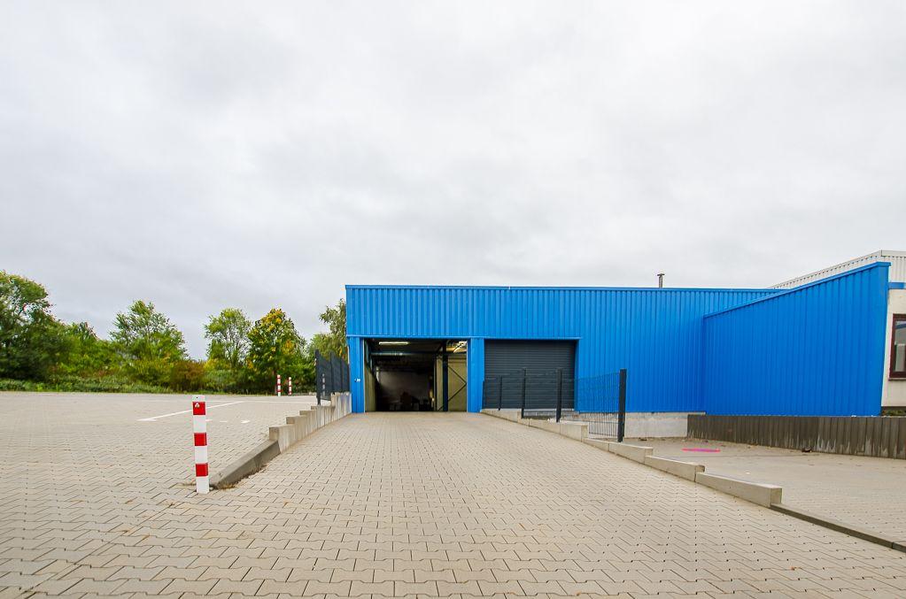 Befahrbare Kalthallen mit 310 m², 350 m² oder 360 m²